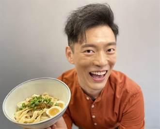 亚洲《厨神》王凯杰疯拌麵 挖掘美味台麵成代言人