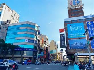 竹县110年公告土地现值评定 竹北光明六路永丰银行蝉连地王