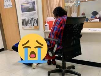找不到手臂血管打针 护理师对病患一个动作让网友感动哭翻