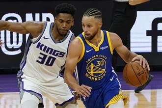 NBA》柯神歸位!柯瑞猛轟29分助勇士擊退國王