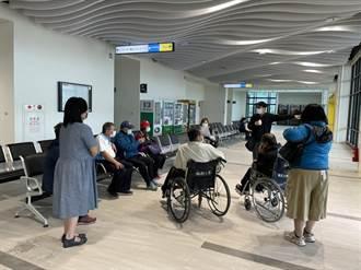 無障礙環境通用設計 新營轉運站25日起試營運