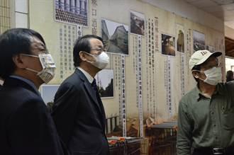 訪桃園酒廠遭問「核食進口」 泉裕泰:福島的清酒很好喝
