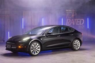 蟬聯冠軍!Model 3 連續二年獲選 Edmunds 年度最佳電動車:同價位無敵手