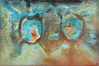 抽象藝術先鋒 陳道明畫意識
