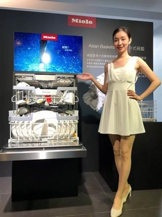 德國Miele不讓Bosch專美於前 18日發表洗碗機搶市