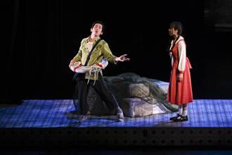 《音樂舞台劇-阿嬤的歌本》2.0版台南公演