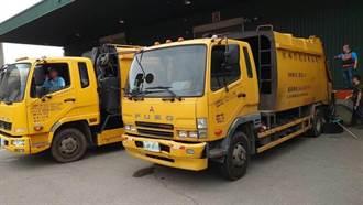 尊重自由市場機制 台北市未限制收受外縣市廢棄物
