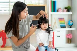 女兒上學返家一頭長髮沒了 母崩潰:從出生留到現在