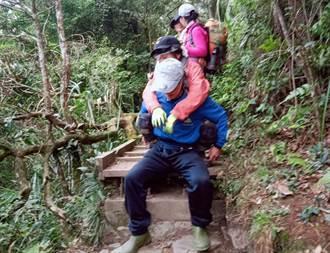 登山口昏迷猝死 屏東北大武山.白賓山傳意外登山客1死1傷