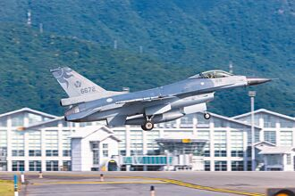 搜寻F-16满月 黑盒子讯号衰减
