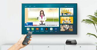 中天映照台灣電視的未來