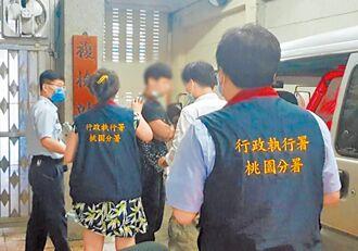 違反居檢 桃園裁罰逾3050萬