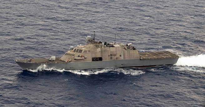自由级滨海作战舰底特律号。(图/美国海军)