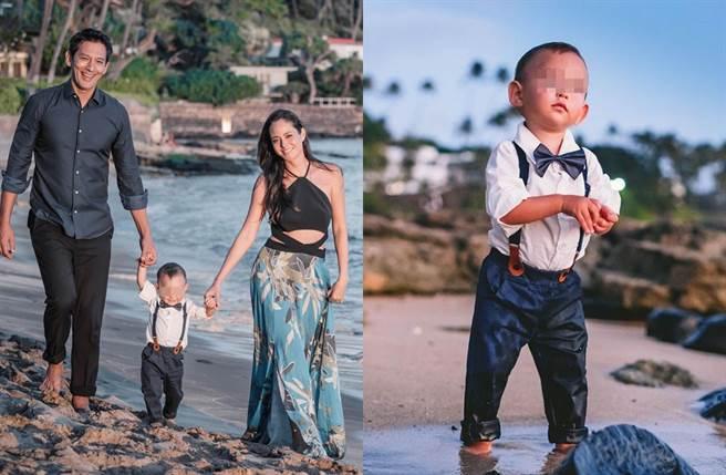 Jocelyn Luko曬兒子照片。(圖/翻攝自jocelynlukosandstrom IG)