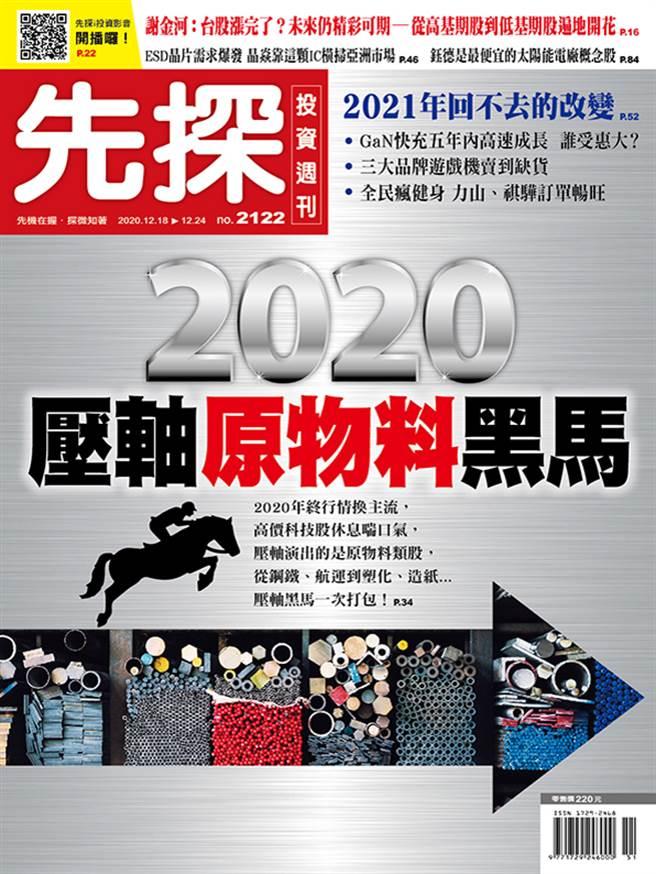 先探投資週刊2122期