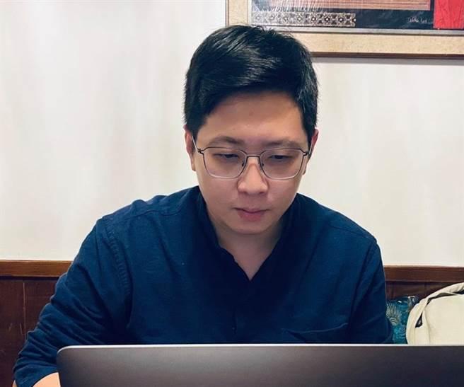 桃園市議員王浩宇。(圖/翻攝自 王浩宇臉書)