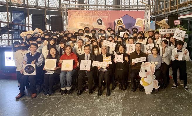 世新大學資訊傳播學系106級校外畢業展覽《白箱.作業》在今日(18日)於台北花博遠東流行館開展。(Campus編輯室攝)