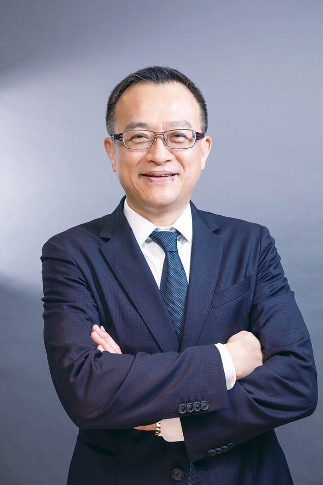 软协理事长沈柏延很开心能够将台湾优异的防疫经验分享给全球。图/业者提供