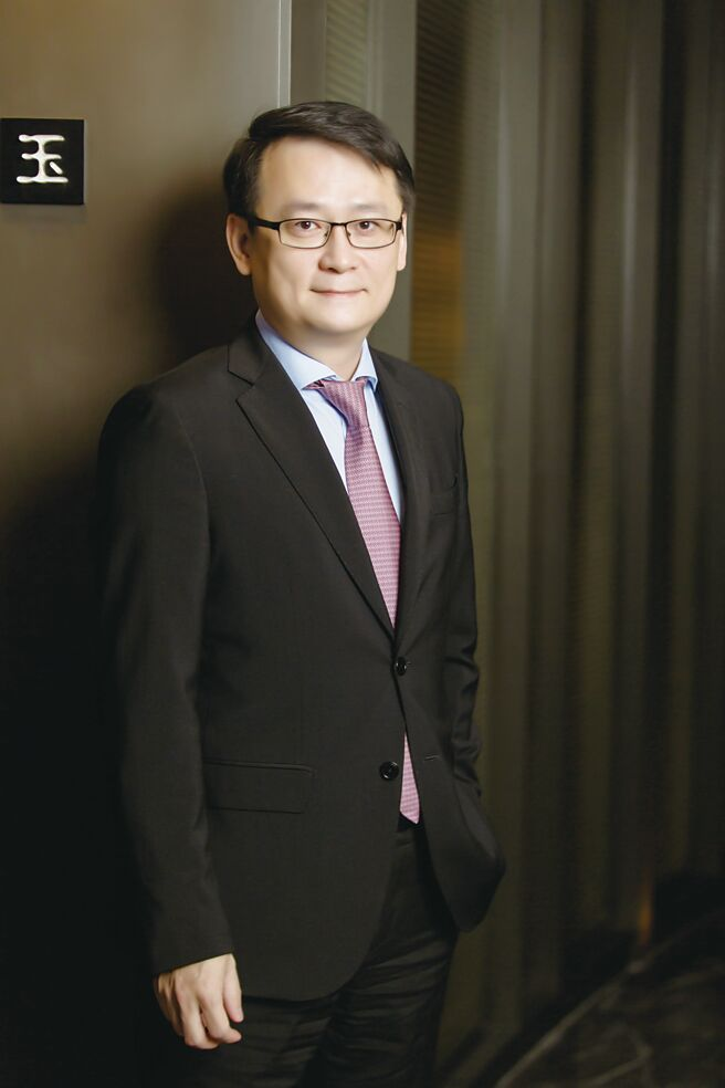 台新銀行執行副總經理黃培直。圖/業者提供