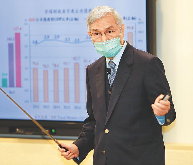 被列觀察名單,央行總裁楊金龍昨日表示,會把台灣利益擺前面,義不容辭進場調節。(季志翔攝)