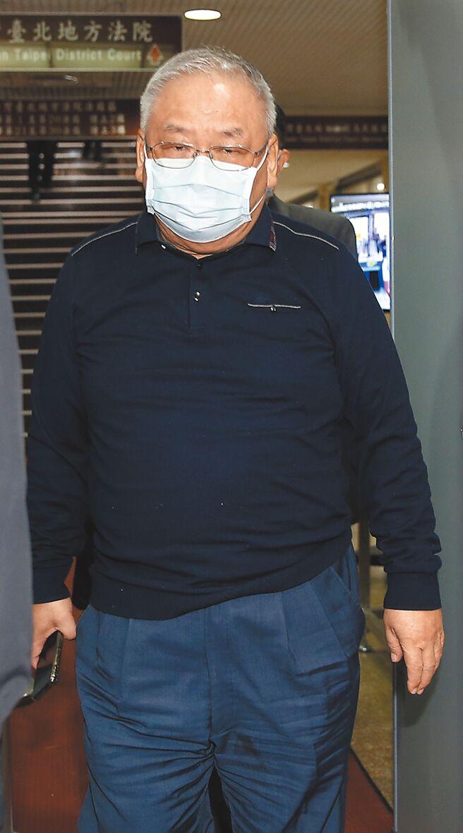 錢櫃KTV林森店大火造成6死慘劇,錢櫃董事長練台生涉過失致死等罪遭起訴。(陳君瑋攝)