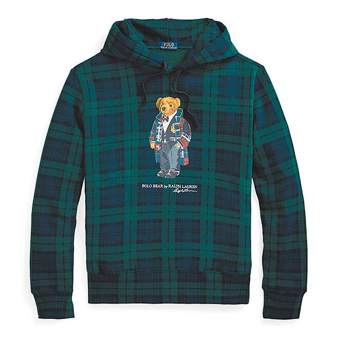 Polo Ralph Lauren Polo Bear連帽上衣,7880元。(Polo Ralph Lauren提供)
