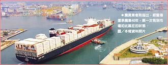 全球貨櫃航運市場 陷入瘋狂