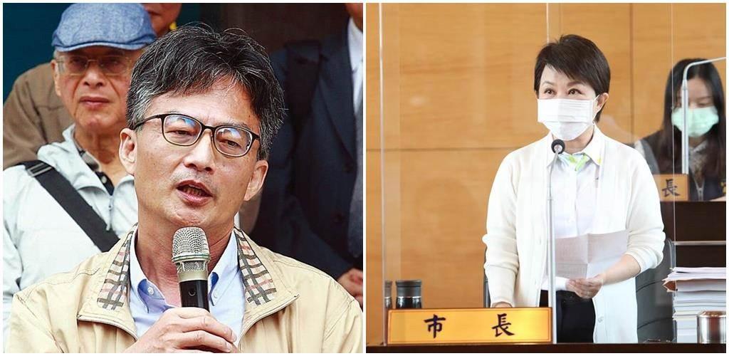 精神科醫師蘇偉碩(左圖)、台中市長盧秀燕(右圖)。(圖/本報資料照片)