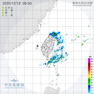 北部不會濕冷到明年  吳德榮:下周五天氣穩定