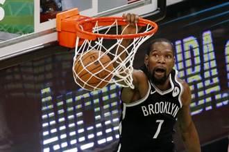 NBA》燒鼠尾草有用 籃網痛宰塞爾提克24分