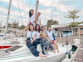 首屆亞果盃帆船賽開航 要在後疫情時代注入海洋休憩新動能