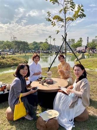 茶和天下 古風再現八田與一紀念園區