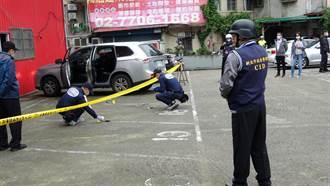 永和警攔截圍捕演練  模擬2搶匪搶銀行