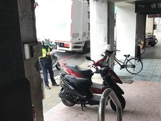 機車騎士小心 騎樓停車開單大執法