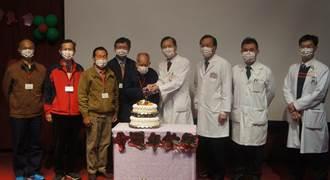 台中榮總舉辦第10屆食道癌病友會 癌友分享心得