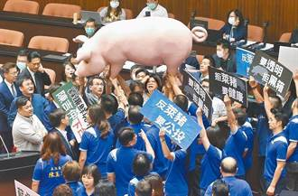 林濁水:萊豬進口 藍綠兩敗俱傷 網不禁回一句
