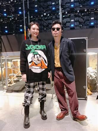 魏如萱公開首唱客語歌 新年新希望許願「瘦下來」