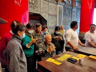 新竹男中橫失蹤40天奇蹟獲救 家屬到東石先天宮還願