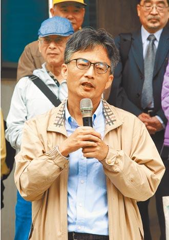 反萊豬被政治追殺 查水表人格毀滅 蘇醫師擊鼓嗚冤 遞狀陳菊 控人權迫害