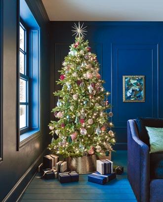 耶誕樹、吊飾 增添節慶氛圍