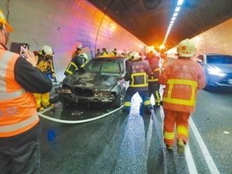 提醒加速 雪隧12月30日起偵測龜速車