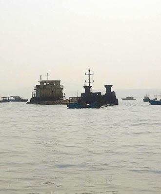 抗議中油干擾捕魚被訴 漁民怒