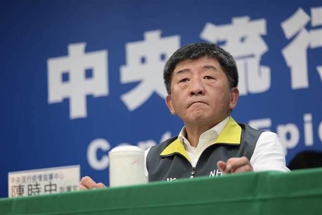 陳時中強行護航萊豬通關,學者魏國彥質問:你準備好32億美元賠款了嗎?(中時資料照)