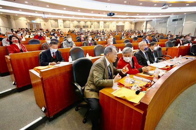 「中華民國服務利他促進會」12月19日舉辦以「服務利他」為主軸做學術交流,各專家學者與現場嘉賓互動熱絡。