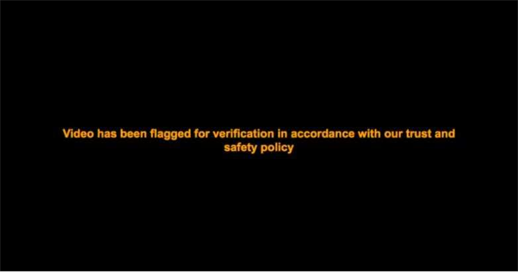 Pornhub 大规模扫除平台内容,1000 多万部影片被迫下架。(图/翻摄自Pornhub)(photo:ChinaTimes)