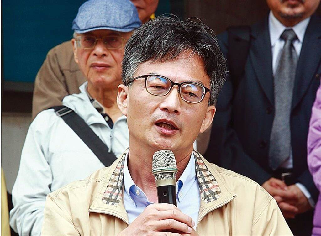 精神科醫師蘇偉碩因發表反萊豬言論,遭衛福部提告。(圖/本報資料照片)