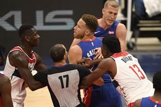NBA》新季首張罰單 湯瑪斯布萊恩「無辜」中獎