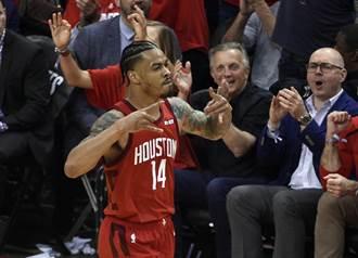 NBA》火箭砍掉九指射手 新季16人名單確定