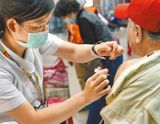 公費流感疫苗有新貨 41萬劑周六起開放全民接種