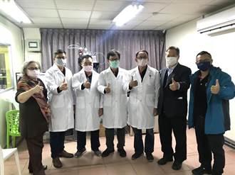台中市農業局推農藥殘留質譜快篩技術 預計明年上路